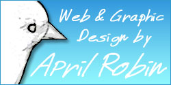 Web and Graphic Design by April Robin.