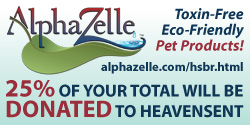 AlphaZelle Eco-Friendly Pet Products!