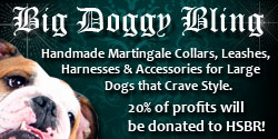 Collars for Bulldogs!